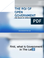 ROIFromUnlockingGovernmentData
