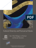 UNESCO Cultural Diversity and Transversal Values 2006