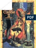 Magic Candle 2 RR Clue