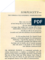 Think More Effectively Rudolf Flesch