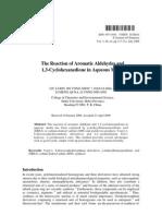 dimedone + aldehyde