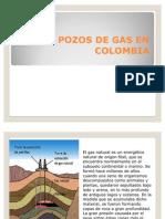 Pozos de Gas en Colombia