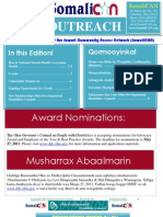 SomaliCAN Outreach Newsletter May 2011
