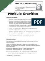 Pêndulo Gravitico