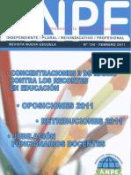 Artículos revista ANPE