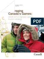2008 2012 Olympic Games Tourism Strategy-Eng