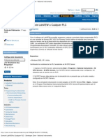 Conecte LabVIEW a Cualquier PLC - Developer Zone - National Instruments