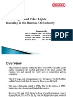 Russian Oil Industries