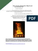 Apocalyptic Man Ablaze