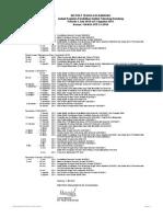 Kalender Akademik ITB 2010-2011