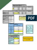 Jmc Escalas Remunerativas Cuadros Comparativos x