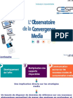 Observatoire Convergence Ipsos 2007