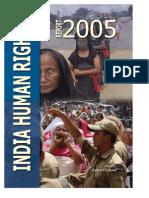 India Crime Report 2005