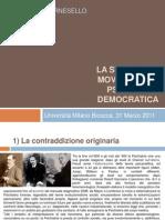La storia del movimento di Psichiatria Democratica