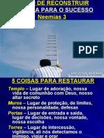 TEMPO DE RECONSTRUIR-A FÓRMULA PARA O SUCESSO-NEMIAS 3