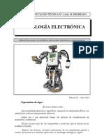 Tecnología Electrónica - portada