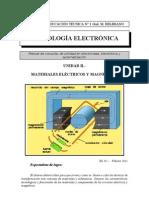 Tecnología Electrónica - Unidad II