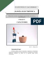 Tecnología Electrónica - Unidad IV