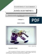 Tecnología Electrónica - Unidad V