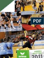 ERIMA Handball Volleyball 2011