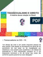 Apresentação - transexualismo
