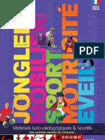 Catalogue de matériel ludo-pédagogique et sportif 2012