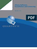 Quartus Install