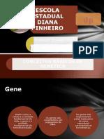 Aula Conceitos Basicos de Genetica