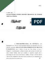 homoafetividade - ADIn 4277 DF