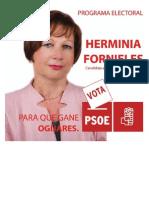 Programa PSOE Ogíjares 2011