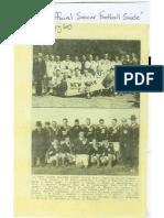 Spaulding Official Soccer Football Guide 1922 - 1923 pg 60