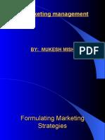 Marketing Management 3