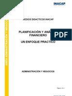 Planificacion y Analisis Financiero