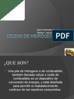 CELDAS DE HIDRGENO