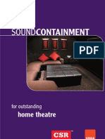 Home Theatre Design Guide