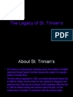 The Legacy of St Trinian's