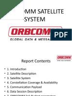 Orbcomm Satellite System