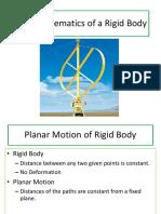 Kinematics Rigid Body 1