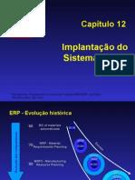 Implantacao de Sistema MRPII