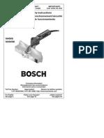 Bosch Fine Cut Manual 1640VSK