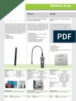 Catalogo Medidores Gases