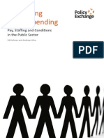 Controlling Public Spending