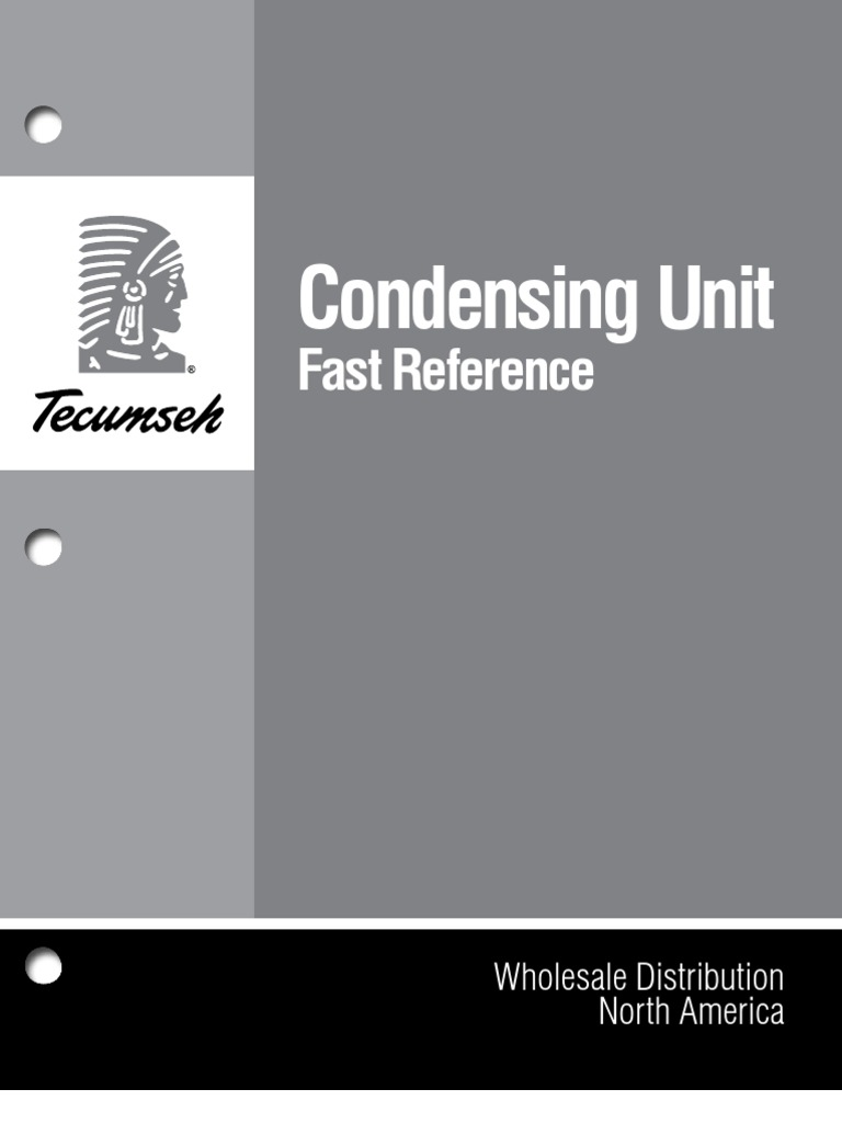 Fast Reference of Tecumseh Wholesale Compressors