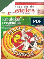 DECORACION DE PASTELES 1