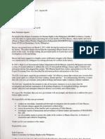 OCHRP Letter Baccay