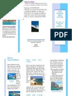 Cabos San Lucas triptico