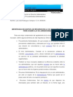 Asig Proc y Recursos to via Admttva.
