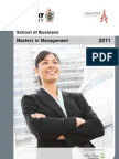 Masters in Management