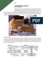 """Transceptor de BLU para radioaficionados """"NOVICIO"""""""