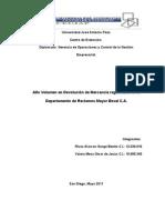 Informe Final de Diplomatura